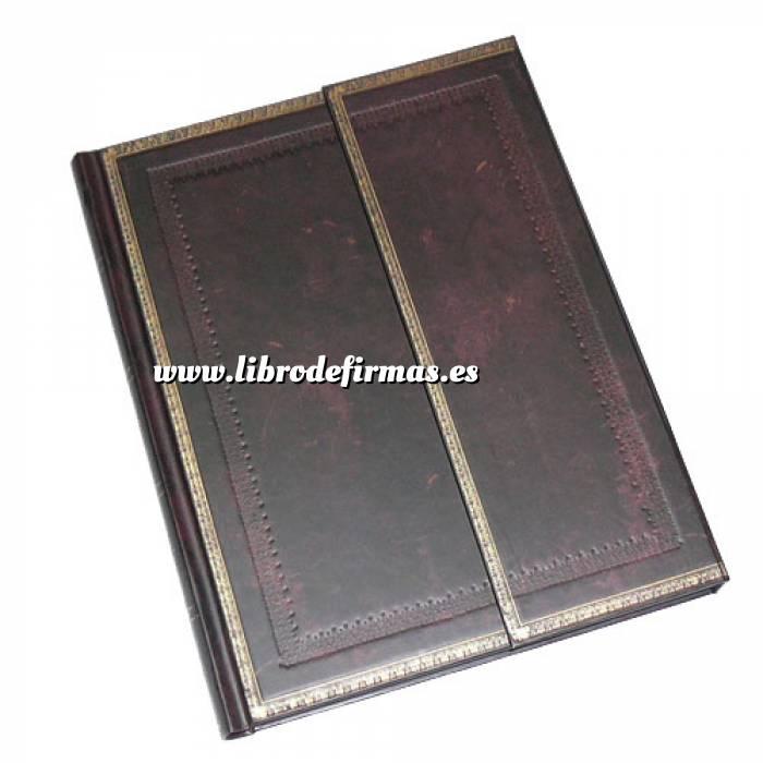 Imagen Clásico Libro de Firmas MARRUECOS PEQUEÑO
