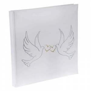 Clásicos - Libro de Firmas Blanco Palomas (CY1217) (Últimas Unidades)