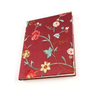 Floral - Libro de firmas floral BURDEOS (Últimas Unidades)