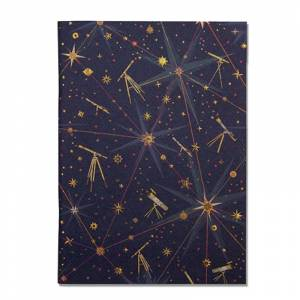 Turnowsky - Cuadernillo Notebook Turnowsky - Constelaciones y telesc�pios Ref. 38654 (�ltimas Unidades)