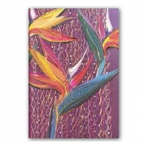 Turnowsky - Cuadernillo Notebook Turnowsky - Flor exótica Ref. 38494 (Últimas Unidades)